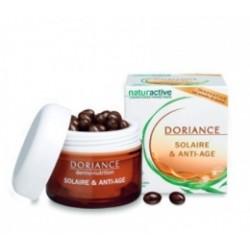 NATURACTIVE DORIANCE SOLAIRE & ANTIAGE 60 CAPS