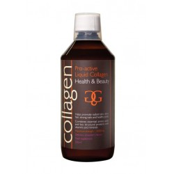 COLLAGEN PRO-ACTIVE LIQUID STRAWBERRY  500ML