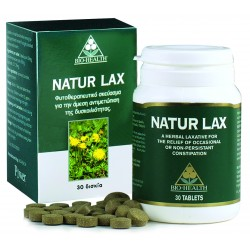 POWER HEALTH NATUR LAX 30TABS