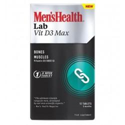 MEN'S HEALTH LAB VIT D3 MAX 12 ΔΙΣΚΙΑ