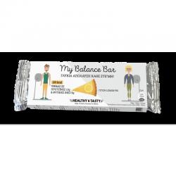 POWER HEALTH HEALTHY & TASTY MY BALANCE BAR LEMON PIE 35GR