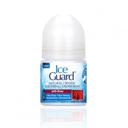 OPTIMA ICE GUARD DEODORANT ROSE 50ML