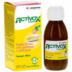 ACTIVOX SYROP 125ML