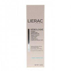 LIERAC SEBOLOGIE REGULATEUR CORRECTION IMPERFECTION 40ML