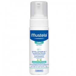 MUSTELA STELATOPIA FOAM SHAMPOO 150ML