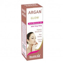 HEALTH AID ARGAN GLOW 60ML