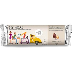 POWER HEALTH MY MEAL REPLACEMENT BAR ΣΟΚΟΛΑΤΑ-ΦΥΣΤΙΚΙ 56GR