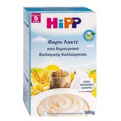 HIPP ΦΑΡΙΝ ΛΑΚΤΕ ΔΗΜΗΤΡΙΑΚΑ 500GR