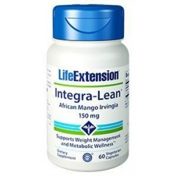 LIFE EXTENSION INTEGRA-LEAN IRVINGIA 150MCG 60CAPS