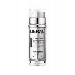 LIERAC LUMILOGIE DAY & NIGHT DARK SPOT CORRECTION DOUBLE CONCETRATE 30ML (2X15ML)