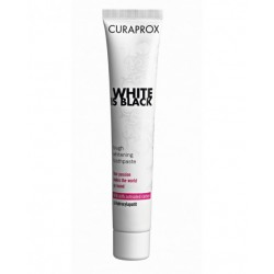 CURAPROX WHITE IS BLACK TOOTHPASTE 90ML