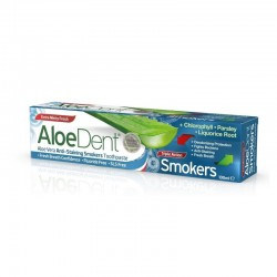 OPTIMA  ALOEDENT SMOKERS TOOTHPASTE 100ML
