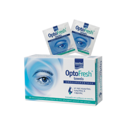 OPTOFRESH OPHTHALMIC TOWELS  20TEM