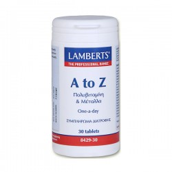 LAMBERTS A TO Z 30TABS