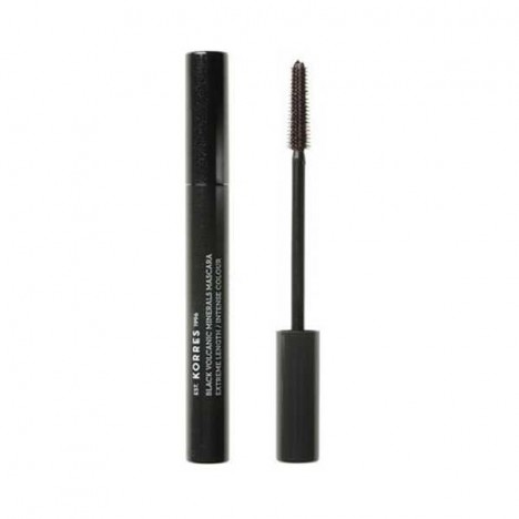 KORRES VOLCANIC MINERALS EXTREME PROFESSIONAL  LENGTH MASCARA 03 BROWN PLUM  7.5 ML