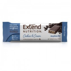 EXTEND NUTRITION BARS COOKIES & CREAM 42G