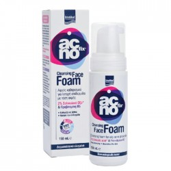 INTERMED ACNOFIX CLEANSING FACE FOAM 150ML