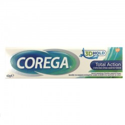 COREGA 3D HOLD TOTAL ACTION CREAM 40G