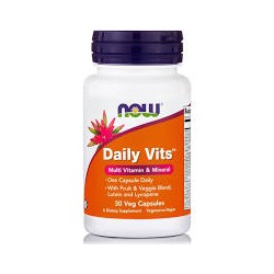 NOW DAILY VITS MULTIPLE VITAMIN 30CAPS