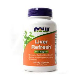 NOW LIVER REFRESH 90VCAPS