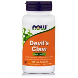 NOW DEVIL'S CLAW 500MG 100CAPS