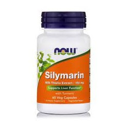 NOW SILYMARIN MILK THISTLE EXTRACT 150MG 60VCAPS