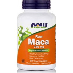 NOW MACA 750MG 90VCAPS