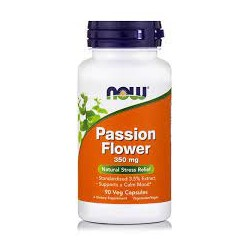 NOW PASSION FLOWER EXTRACT 350MG 90VCAPS