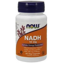 NOW NADH 10MG 60VCAPS