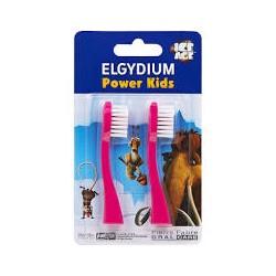 ELGYDIUM POWER KIDS REFILL I.A. PINK 2TEM
