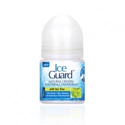 OPTIMA ICE GUARD DEODORANT ROLLERBALL TEA TREE 50ML